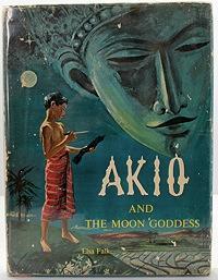 Akio and the Moon Goddess: Falk, Elsa