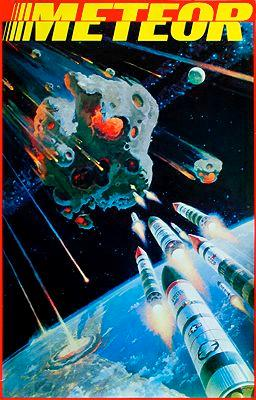 Meteor (MOVIE POSTER)