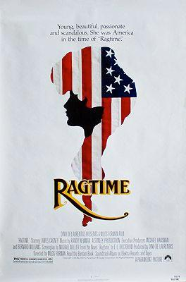 Ragtime (MOVIE POSTER)