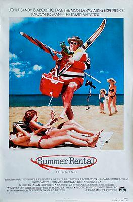 Summer Rental (MOVIE POSTER)