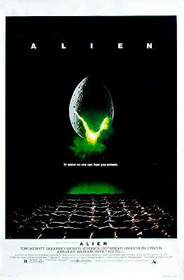 Alien (MOVIE POSTER)