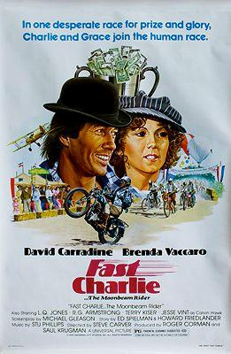 Fast Charlie - The Moonbeam Rider (MOVIE POSTER)