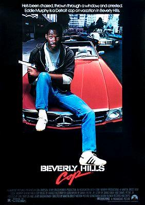 Beverly Hills Cop (MOVIE POSTER)