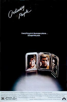Ordinary People (MOVIE POSTER)