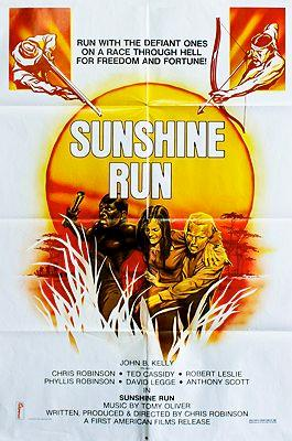 Sunshine Run (MOVIE POSTER)