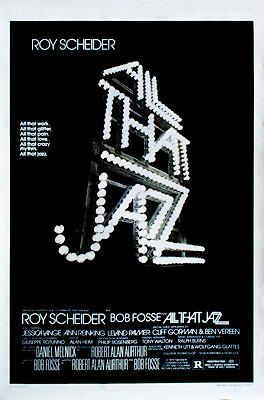 All That Jazz (MOVIE POSTER)