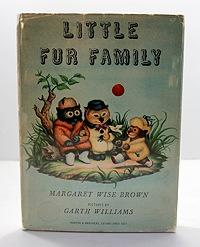 Little Fur Family (SIGNED COPY): Brown, Margaret Wise