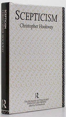 Scepticism: Hookway, Christopher