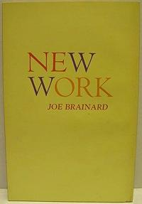 New Work: Brainard, Joe