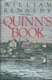 Quinn's Book: Kennedy, William