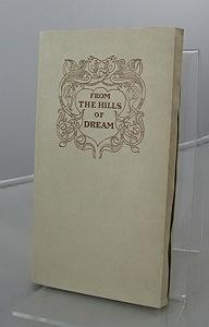 From the Hills of Dream - Threnodies, Songs and Other Poems: MacLeod, Fiona