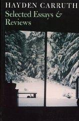 Selected Essays: Carruth, Hayden