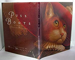 Puss in Boots: Perrault, Charles