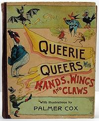 Queerie Queers With Hands, Wings and Claws: Cox, Palmer
