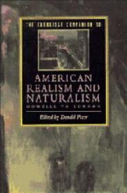 Cambridge Companion to American Realism and Naturalism: From Howells to London: Pizer, Donald