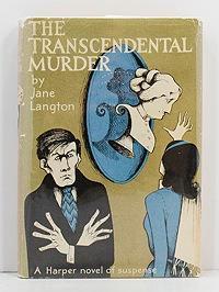 Transcendental Murder, The: Langton, Jane