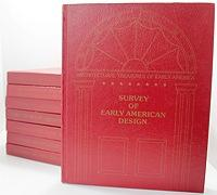 Architectural Treasures of Early America (8 volumes): Whitehead, eds. , Russell F. and Frank ...