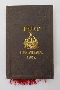 State of Vermont. Annual Directory for the Use of the General Assembly: Containing the Rules and ...