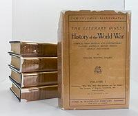 Literary Digest, The: History of the World War (10 vols.): Halsey, Francis Whiting