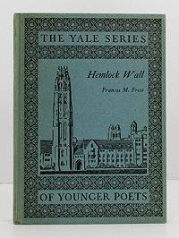 Hemlock Wall (SIGNED COPY): Frost, Frances M.