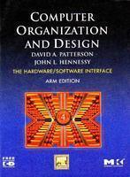 Computer Organization and Design ( 4th Edition: Patterson