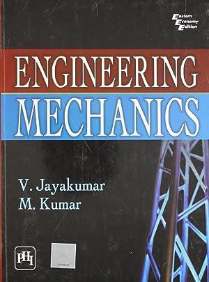 Engineering Mechanics: V. Jayakumar, M.
