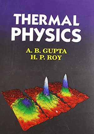 Thermal Physics: A. B. Gupta