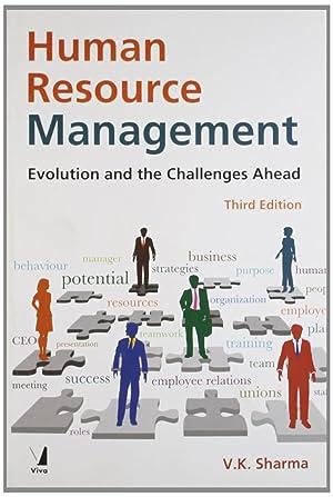 Human Resource Management (3rd Edition ): V. K. Sharma