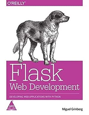 Flask Web Development: Miguel Grinberg