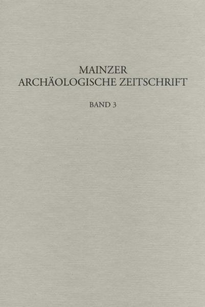 Mainzer Archäologische Zeitschrift 1996