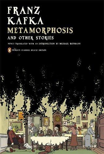 Metamorphosis and Other Stories (Penguin Classics Deluxe): Kafka, Franz: