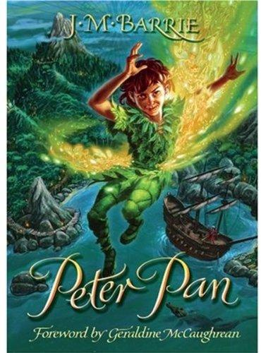 Peter Pan: Barrie, J. M.: