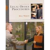 Legal Office Procedures [Taschenbuch]: Morton, Joyce:
