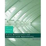 Finite Mathematics and Calculus with Applications (8th: Margaret L. Lial