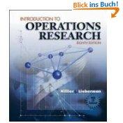 Introduction to Operations Research: Frederick S. Hillier