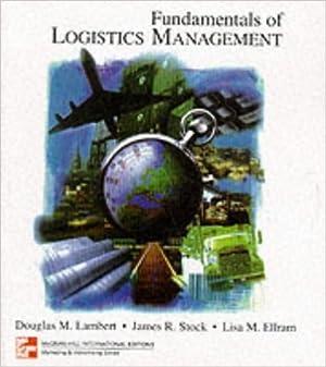 Fundamentals of Logistics: Douglas Lambert (: