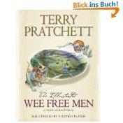 The Illustrated Wee Free Men (Discworld Novel): Terry Pratchett: