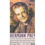 Hermann Prey - Ein Porträt - 4 CD-Set in Buchformat: PreyKölzer Knabenchor und Ws: