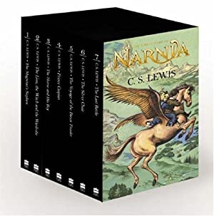 Complete Chronicles of Narnia Hardback Box Set: Lewis, C. S.: