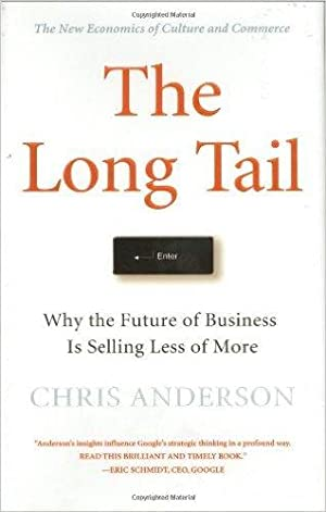 The Long Tail: Why the Future of: Chris Anderson: