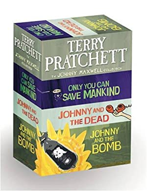 The Johnny Maxwell Slipcase: Includes Only You: Pratchett, Terry: