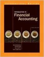 Introduction to financial accounting: Horngren, Charles T.: