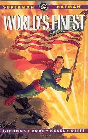 Superman & Batman: World's Finest: Gibbons, Dave: