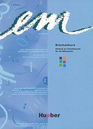 em, Brückenkurs, Kursbuch: Perlmann-Balme, Michaela, Susanne
