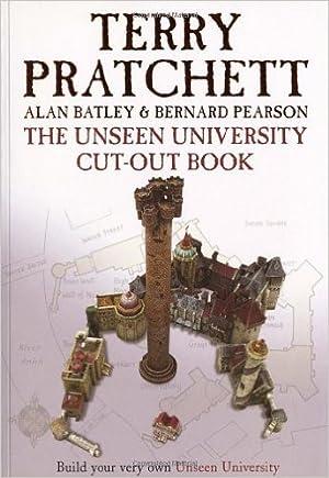 The Unseen University Cut Out Book (Doubleday): Pratchett, Terry: