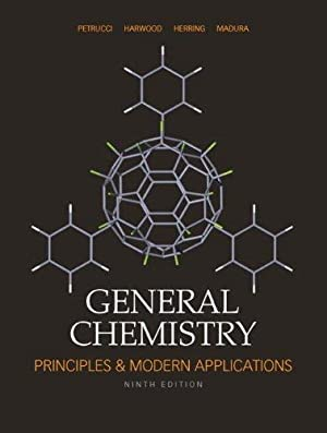 General Chemistry: Principles and Modern Application &: Petrucci, Ralph H.,