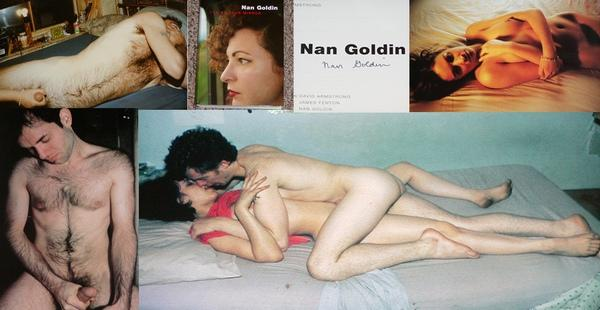 Erotic photography nan golding