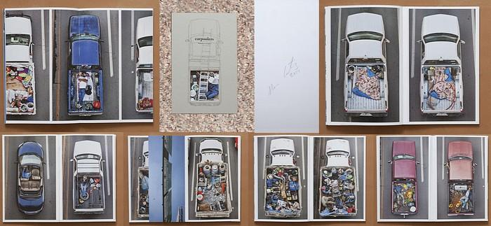 CARPOOLERS: THE FIRST LIMITED EDITION - Rare Pristine Copy of The Limited Edition: Signed And Dated...