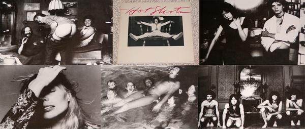 HOT SHOTS: PHOTOGRAPHS BY NORMAN SEEFF - Rare Fine Copy of The First Edition/First Printing: ...