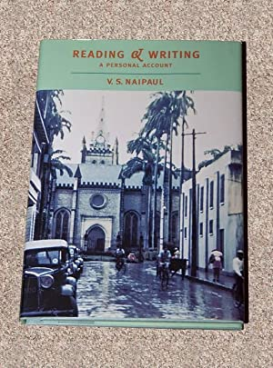 READING & WRITING: A PERSONAL ACCOUNT - Rare Fine Copy of The First Hardcover Edition/...